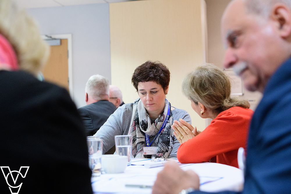 Lincolnshire Refugee Doctors Project conference - Skillful Strangers in a Foreign Land - held at The Showroom, Lincoln.<br /> <br /> Picture: Chris Vaughan Photography<br /> Date: March 17, 2017