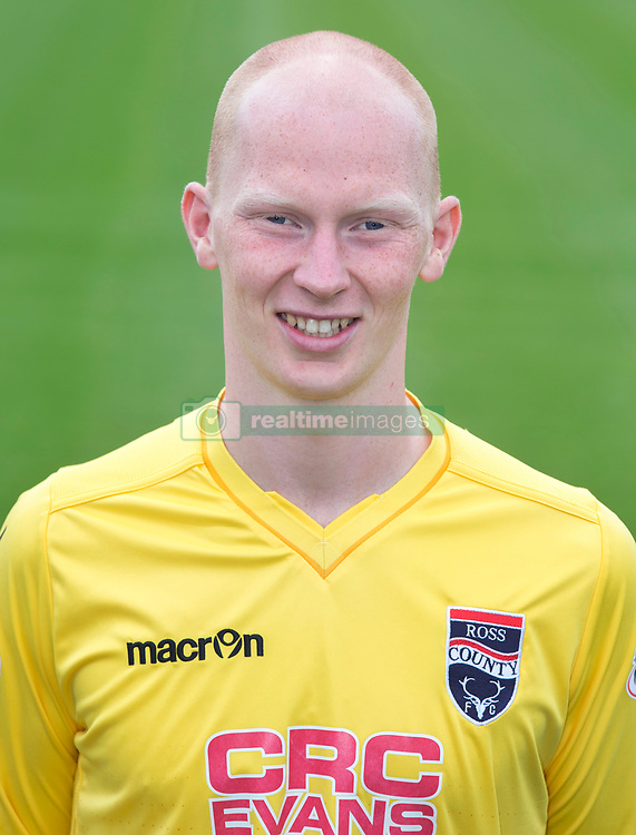 Ross County 'keeper Mark Foden.