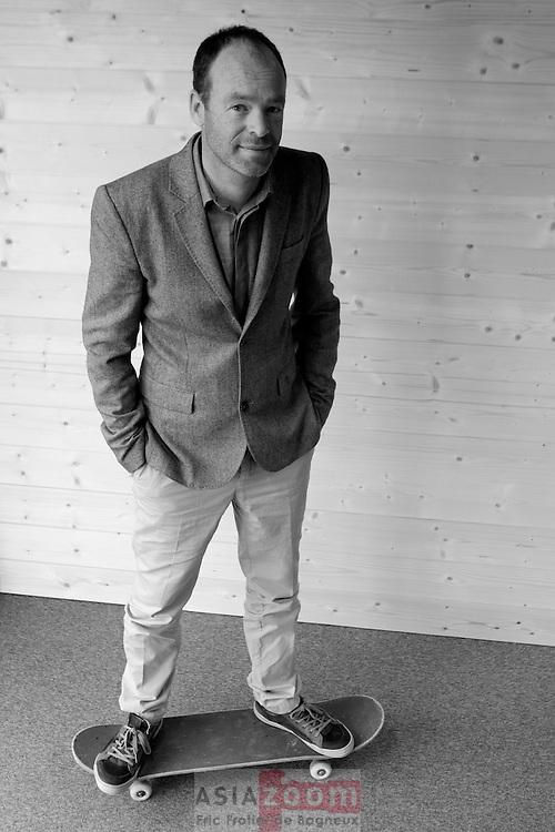 Portrait, Sebastien Brancq, Vannes 17 Juin 2013
