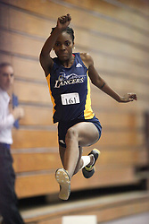 London, Ontario ---11-01-22---   Jackie Anderson of the Windsor Lancers competes at the 2011 Don Wright meet at the University of Western Ontario, January 22, 2011..GEOFF ROBINS/Mundo Sport Images.