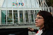 Corteo NoExpo2015. Milano, 11 ottobre 2014.