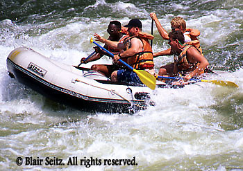 Outdoor recreation, Whitewater Rafting, Youghougheny River, Ohiopyle State Park, Laurel Highlands, Fayette County, PA PA landscapes,  Whitewater Rafting on Youghiogheny River, Ohiopyle State Park, Fayette County, Laurel Highlands, PA