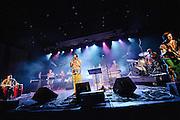 Photos of the Icelandic band Samúel Samúelsson Big Band performing live at Harpa during Iceland Airwaves Music Festival in Reykjavik, Iceland. November 1, 2013. Copyright © 2013 Matthew Eisman. All Rights Reserved