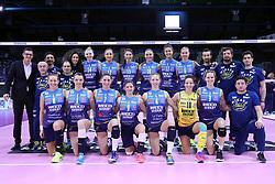 04-03-2017 ITA: Semifinal Coppa Italia Imoco Volley Conegliano - Igor Gorgonzola Novara, Firenze<br /> Team Conegliano<br /> <br /> ***NETHERLANDS ONLY***