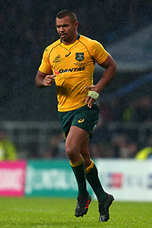 Kurtley Beale of Australia - Mandatory by-line: Robbie Stephenson/JMP - 18/11/2017 - RUGBY - Twickenham Stadium - London, England - England v Australia - Old Mutual Wealth Series