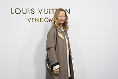 Louis Vuitton Boutique Paris opening - 2 Oct 2017