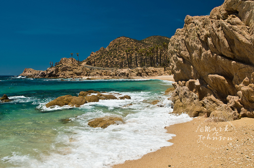 Chileno Beach, Cabo San Lucas, Baja California Sur, Mexico