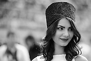 October 8-11, 2015: Russian GP 2015: Grid Girl