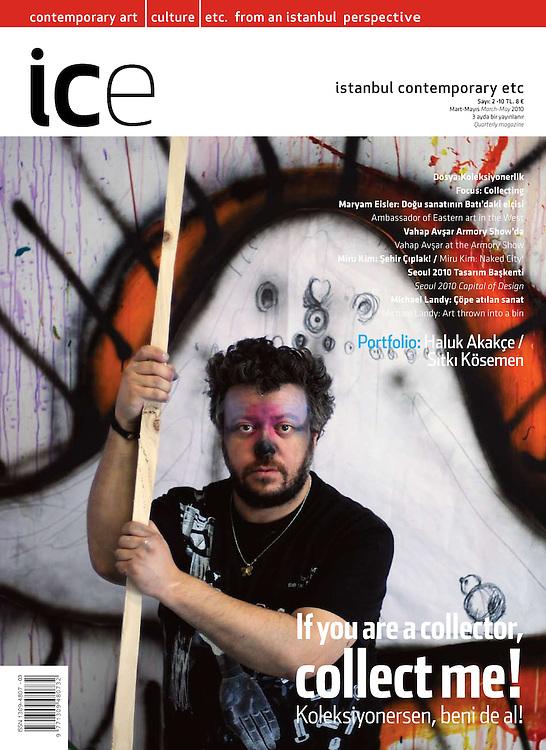 Client: ICE Magazine.