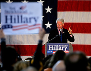 Lakewood, Ohio, USA, 20080301:   Former President Bill Clinton campaigns in Lakewood for his wife Hillary Rodham Clinton, who is running against Obama as the Presidential Candidate for 2009.<br /> <br /> Photo: Orjan F. Ellingvag/ Dagens Naringsliv/ Corbis