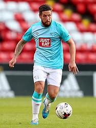 Jacob Butterfield of Derby County - Mandatory by-line: Matt McNulty/JMP - 27/07/2016 - FOOTBALL - Bramall Lane - Sheffield, England - Sheffield United v Derby County - Pre-season friendly