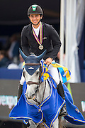 Marlon Modolo Zanotelli - Cool Clarimo<br /> FEI World Breeding Jumping Championships for Young Horses 2014<br /> © DigiShots