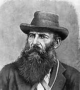 Jacobus Hercules De La Rey (1847-1914) South African statesman and Boer leader.  Assumed charge of operations in western Transvaal on l July 1900.
