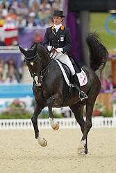 Grunsven, Anky van, Salinero<br /> London - Olympische Spiele 2012<br /> <br /> Grand Prix Special, Teamwertung<br /> © www.sportfotos-lafrentz.de/Stefan Lafrentz