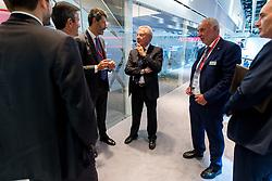 Hitachi Rail exhibit at InnoTrans 2018 - Rogan/JMP - 18/09/2018 - PR - Messe Berlin - Berlin, Germany.