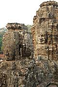The Bayon, Angkor Thom, Siem Reap, Cambodia
