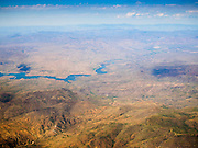 02 MAY 2015 - PHOENIX, ARIZONA, USA: The Salt River flows through the Tonto National Forest north of the Phoenix metropolitan area in Maricopa County, Arizona.    PHOTO BY JACK KURTZ
