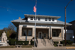 Town Hall, Oolitic, Indiana, United States of America