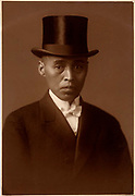 Attributed to Nojima Yasuzo<br /> Nono Shashin Kan<br /> <br /> Elderly gentleman, 1920s.<br /> From the Nonomiya Shashin Kan (Nonomiya Photographic Studio) which was owned and operated by Nojima Yasuzo. This image is thought to have been taken by Nojima himself. <br /> <br /> Toned bromide gelatin silver print with embossed studio name in the recto.<br /> Print size: 3 5/8 in. x 5 1/2 in. (92 mm x 137 mm).<br /> Studio enclosure size (when folded up): 9 3/4 in. x 6 in. (153 mm x 245 mm).<br /> <br /> Offered as part of a collection of images by Nojima's Tokyo studios.<br /> <br /> <br /> <br /> <br /> <br /> <br /> <br /> <br /> <br /> <br /> <br /> <br /> <br /> <br /> <br /> <br /> <br /> <br /> <br /> <br /> <br /> <br /> <br /> <br /> <br /> <br /> <br /> <br /> <br /> <br /> <br /> <br /> <br /> <br /> <br /> <br /> <br /> <br /> <br /> <br /> <br /> <br /> <br /> <br /> <br /> <br /> <br /> <br /> <br /> <br /> <br /> <br /> <br /> <br /> <br /> <br /> <br /> <br /> <br /> <br /> <br /> <br /> <br /> <br /> <br /> <br /> <br /> <br /> <br /> <br /> <br /> <br /> <br /> <br /> <br /> <br /> <br /> <br /> <br /> <br /> <br /> <br /> .