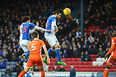 Blackburn Rovers v Shrewsbury Town 130118