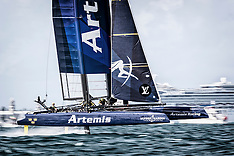 Artemis Racing wins the ACWS in Bermuda