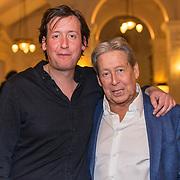 NLD/Amsterdam/20191125 - Boekpresentatie Victor Mids, Renzo Kazan en vader Hans Kazan