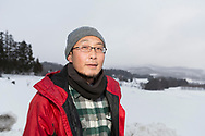 Akihiro Asami &auml;r ordf&ouml;rande f&ouml;r Fukushima Organic Agriculture Network<br /> Fotograf: Christina Sj&ouml;gren<br /> Copyright 2018, All Rights Reserved
