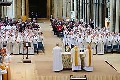 190416 - Diocese of Lincoln | Chrism Eucharist