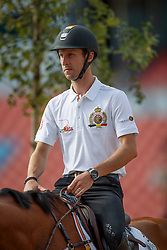Devos Pieter, BEL, Espoir<br /> Official Training Jumping<br /> FEI European Para Dressage Championships - Goteborg 2017 <br /> © Hippo Foto - Dirk Caremans<br /> 22/08/2017,