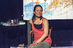 Memories of a Lullaby - the need to remember and the wish to forget - is a one-woman show by Saras Feijoo about a true story growing up in Venezuela. It draws from multiple stories in order to reveal the constant tension between horror and beauty, desperation and hope.&nbsp;<br /> <br /> This piece explores how socio-political conditions shape us as individuals, while attempting to give a perspective on how reality differs greatly depending on where we are born and raised.&nbsp;<br /> <br /> This performance is a hard-hitting exposition of existence combining storytelling, physical theatre with visual art elements to give a full-on, yet tender performance by a performer with first-hand experience of the events she portrays.&nbsp;<br /> <br /> The show will be performed as part of Refugee Festival Scotland on 15 &ndash; 16 June at the Scottish Storytelling Centre, Edinburgh; 17 June at Borders Book Festival, Melrose; and Centre for Contemporary Arts, Glasgow on 18 June.