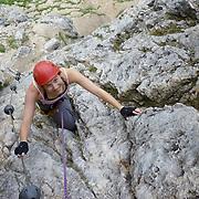 Adventure in the Dolomites