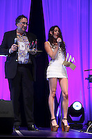 Jon Webster MMF CEO and Eliza Doolittle,