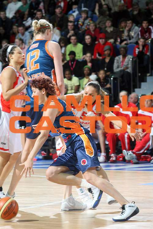 DESCRIZIONE : Mosca Moscow Region Eurolega Donne Euroleague Women Final Four 2007 Final Spartak Moscow Region-Valencia Ros Casares<br /> GIOCATORE : Palau<br /> SQUADRA : Valencia Ros Casares<br /> EVENTO : Mosca Moscow Region Eurolega Donne Euroleague Women Final Four 2007<br /> GARA : Spartak Moscow Region Valencia Ros Casares<br /> DATA : 01/04/2007 <br /> CATEGORIA : Palleggio<br /> SPORT : Pallacanestro <br /> AUTORE : Agenzia Ciamillo-Castoria/E.Castoria<br /> Galleria : Euroleague Women Final Four 2007<br /> Fotonotizia : Mosca Moscow Region Eurolega Donne Euroleague Women Final Four 2007 Final Spartak Moscow Region-Valencia Ros Casares<br /> Predefinita :