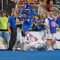Boise State football vs. Washington State. John Kelly photo