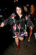 18.OCTOBER.2007. LONDON<br /> <br /> A VERY DRUNK BETH DITTO LEAVING THE FASHION ROCKS PARTY HELD AT THE ROTAL ALBERT HALL AT 11.45PM. SHE THEN HEADED ON TO THE MANDARIN HOTEL TO MEET UP WITH KATE MOSS. AND HEADED ON TO PAPER CLUB, MAYFAIR, WHERE SHE MET KATE. <br /> <br /> BYLINE: EDBIMAGEARCHIVE.CO.UK<br /> <br /> *THIS IMAGE IS STRICTLY FOR UK NEWSPAPERS AND MAGAZINES ONLY*<br /> *FOR WORLD WIDE SALES AND WEB USE PLEASE CONTACT EDBIMAGEARCHIVE - 0208 954 5968*