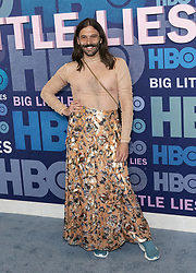 May 29, 2019 - New York, New York, United States - Jonathan Van Ness attends HBO Big Little Lies Season 2 Premiere at Jazz at Lincoln Center (Credit Image: © Lev Radin/Pacific Press via ZUMA Wire)