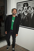 MASSIMO GIORGETTI, The Verve, photographs by Chris Floyd ... Art Bermondsey Project Space, London. 6 September 2017