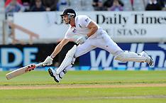 Dunedin-Cricket, New Zealand v England, 1st test, day 4, March 09