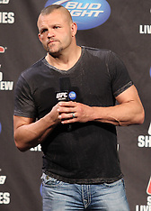 March 18, 2011: UFC 128 Weigh-In's