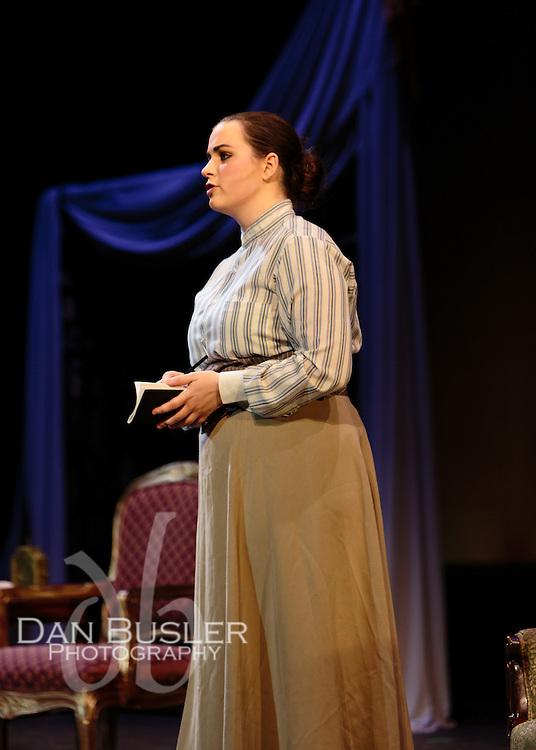 Benjamin Britten's  comedy Albert Herring - The Strand Theater in Dorchester MA - July 24 - 27, 2014