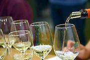 Nederland, Nijmegen, 14-10-2014De Nijmeegse afdeling van het Nederlands Wijngilde, Commanderij Rijk van Nijmegen, had een avond wijnproeven in berg en Dal.FOTO: FLIP FRANSSEN/ HOLLANDSE HOOGTE