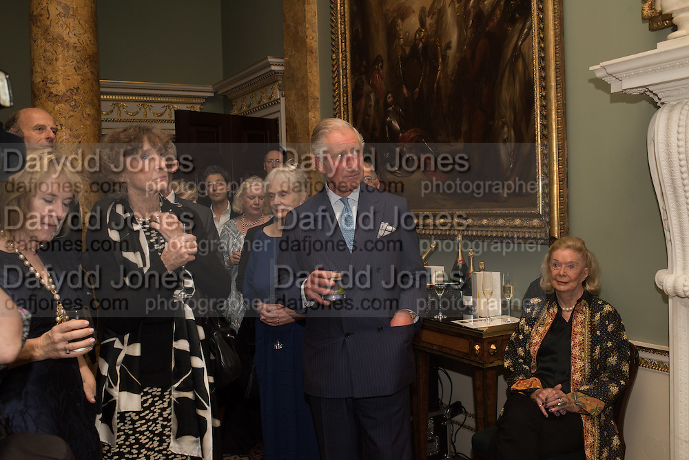 Everyman 25th Anniversary party, Spencer House. St. James' Place. London. SW1. 26 October 2016