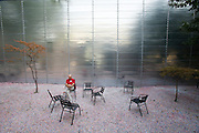 """Giardini. Spanish Pavillion. """"From Building to Architecture without Paper."""
