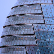 City Hall profile, London, England (June 2005)