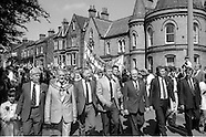 Yorkshire Miners Gala 1987