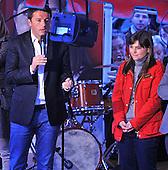 2013/04/10 Matteo Renzi e Debora Serracchiani - Udine
