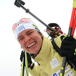 20081030: Biathlon - Practice of Slovenian Team at Dachstein glacier