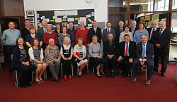 Marking 150 years of the Christian Brothers in Westport, a ceremony was held at Scoil Padraig school last week. In attendance were former &amp; present staff of the CBS Primary and Secondary Schools Westport, including Brother Hugh McKinney (21 Years Principal CBS Primary School ) and Sr. Geraldine Costello (Former Principal Convent of Mercy Westport)<br />Pic Conor McKeown