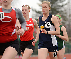 Women's Track & Field - WashUInvitational
