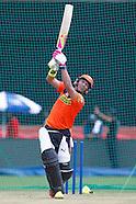 Vivo IPL 2016 - SRH & DD Practice at Raipur